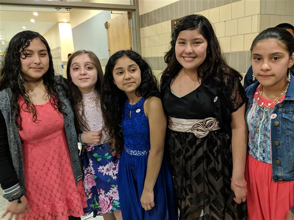 Seal of Biliteracy Celebration 5/12/19