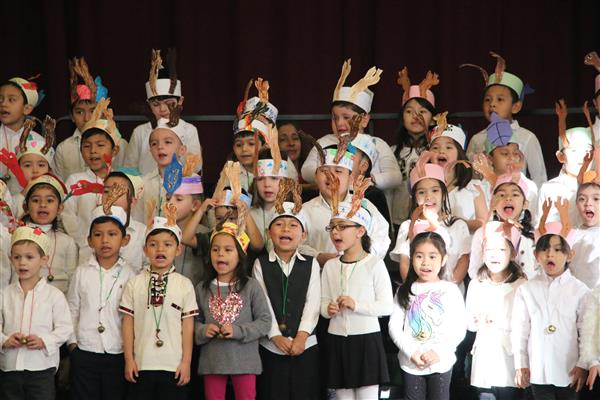 MKES Kindergarten Holiday Sing