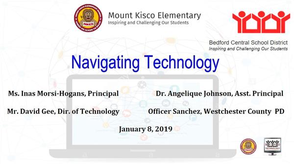 MKES Technology Parent Night