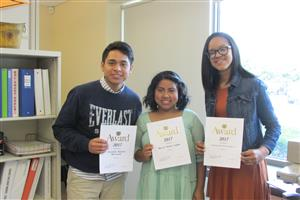 ESOL Award Recipients