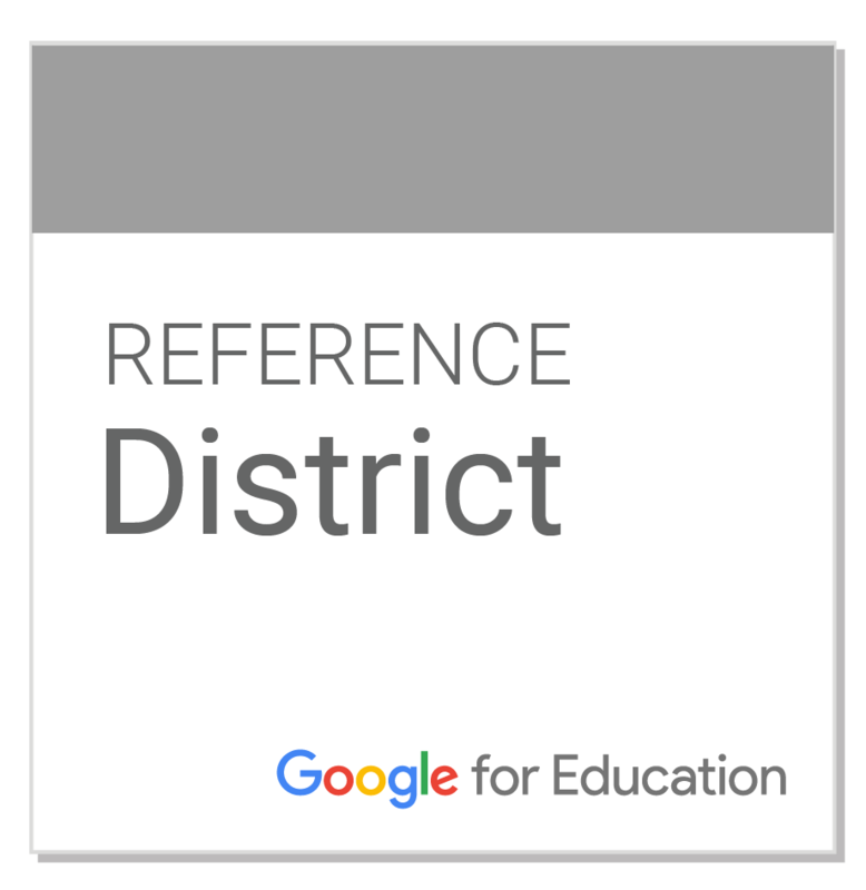 Google Reference Badge