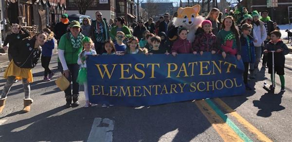 West Patent had a very busy weekend