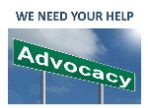 ADVOCACY ALERT - WE NEED YOUR HELP!
