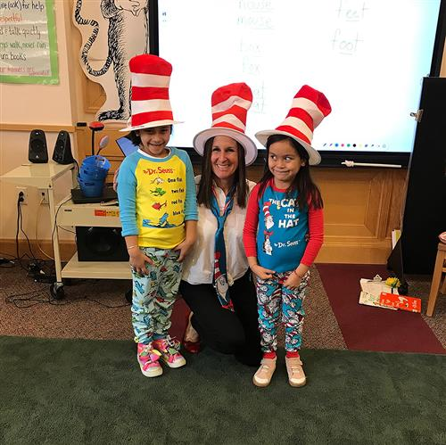 MKES Seuss spirit day