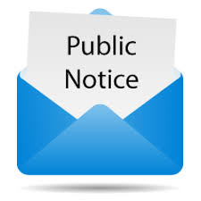 Public Notice - Audit of Fiscal Affairs of the BCSD