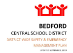 District Safety Plan