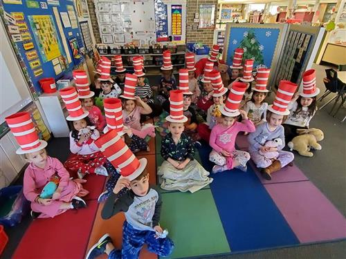 WPES - Dr Seuss celebration