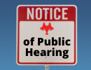 Notice of Public Hearing- Updated BCSD Safety Plan